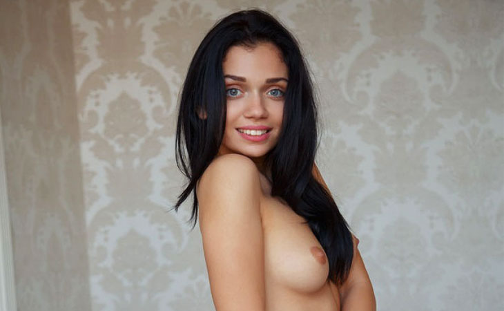 Marla C in the Bedroom